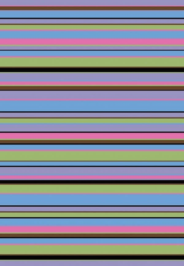 Green, Pink, Blue (2430) Children's / Kids Area Rug