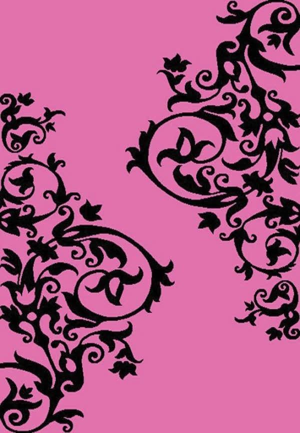 Pink (2337) Children's / Kids Area Rug