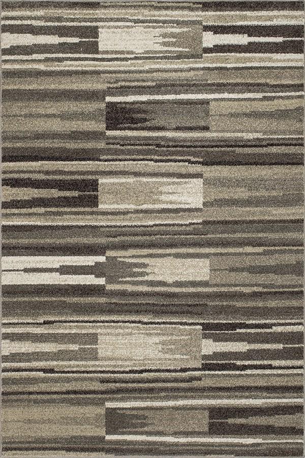 Grey (8685) Contemporary / Modern Area Rug