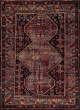 Product Image of Black, Red (7463) Bohemian Area Rug