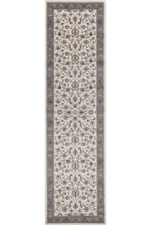 Ivory (2812) Traditional / Oriental Area Rug