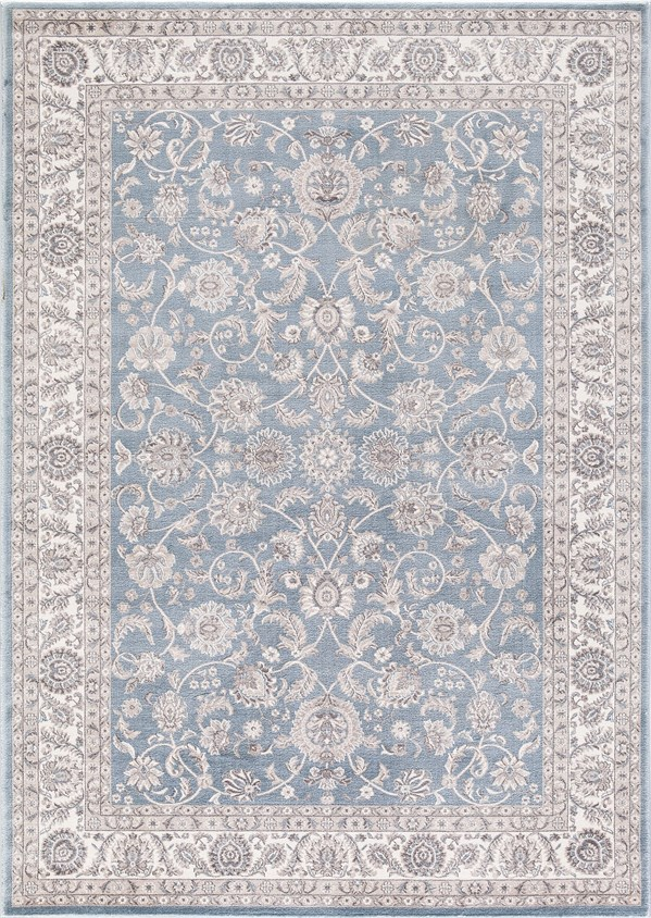 Blue (2814) Traditional / Oriental Area Rug