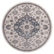 Product Image of Ivory, Blue (4554) Traditional / Oriental Area Rug