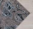 Product Image of Grey, Teal (2955) Floral / Botanical Area Rug