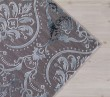 Product Image of Grey, Teal (2966) Damask Area Rug