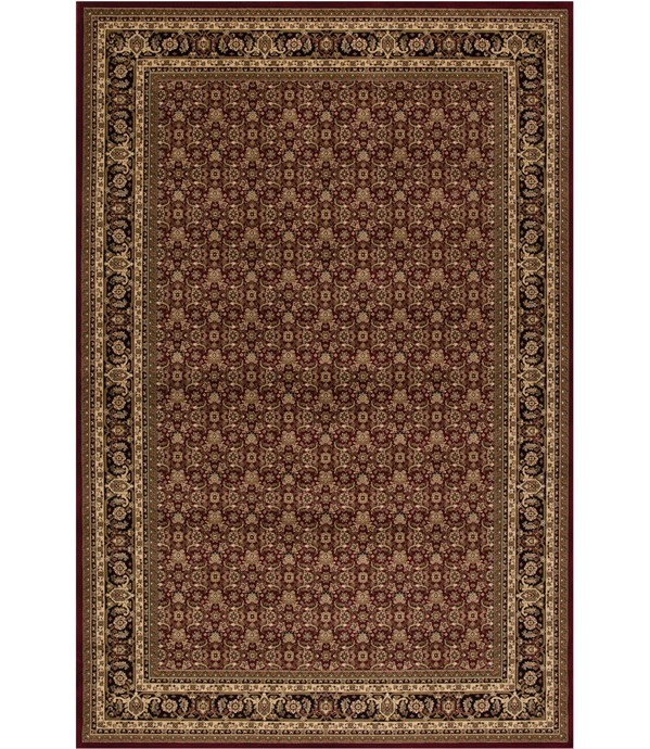 Red (2010)  Traditional / Oriental Area Rug