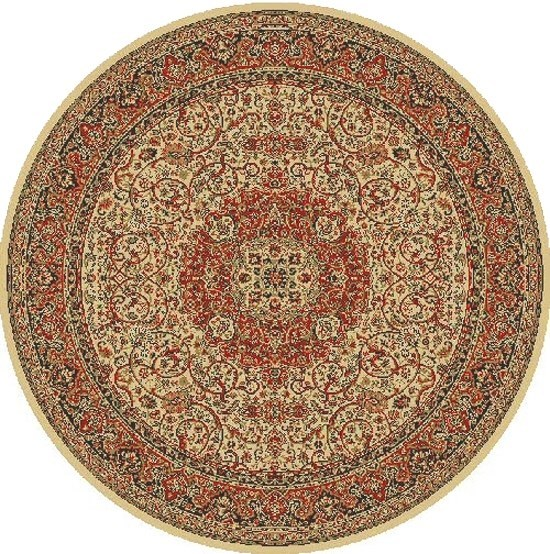 Ivory (2032)  Traditional / Oriental Area Rug