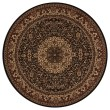 Product Image of Black (2033)  Traditional / Oriental Area Rug
