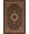 Product Image of Traditional / Oriental Black (2033)  Area Rug
