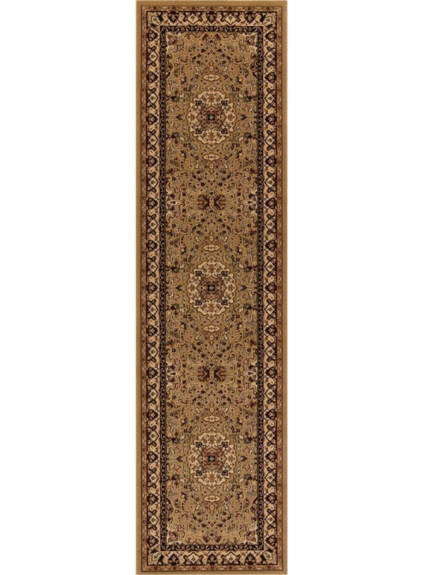 Gold (2031)  Traditional / Oriental Area Rug