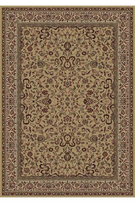 Gold (2021) Traditional / Oriental Area Rug