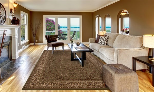Green (2025)  Traditional / Oriental Area Rug