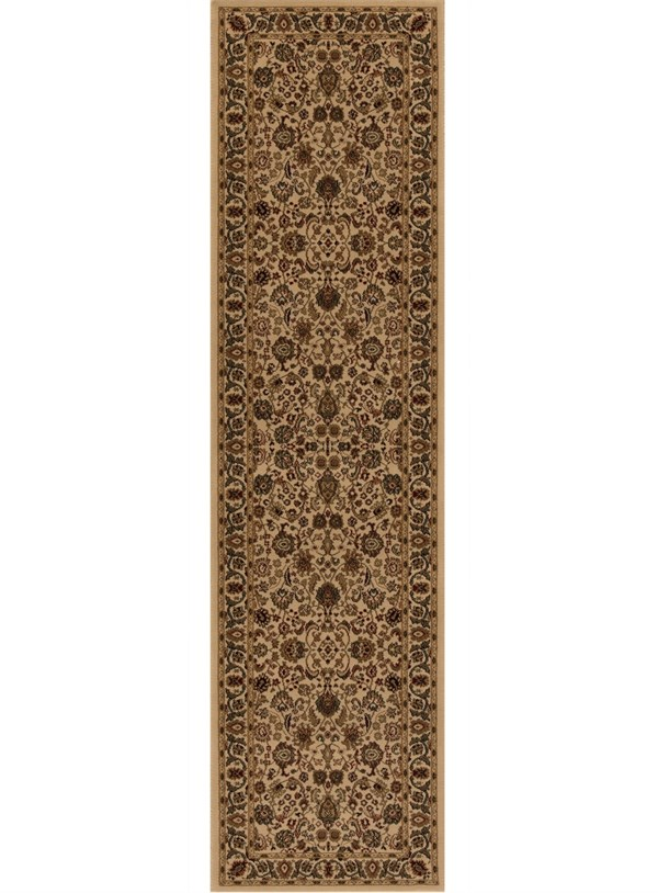 Ivory (2102)  Traditional / Oriental Area Rug