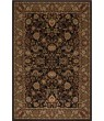 Product Image of Traditional / Oriental Black (2103)  Area Rug