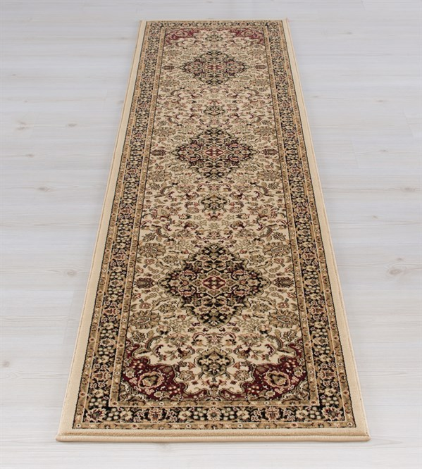 Ivory (2082)  Traditional / Oriental Area Rug