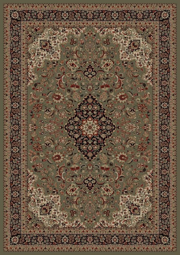 Green (2085)  Traditional / Oriental Area Rug