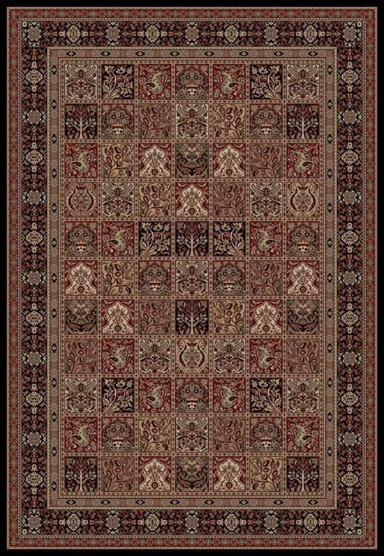 Black (2043)  Traditional / Oriental Area Rug