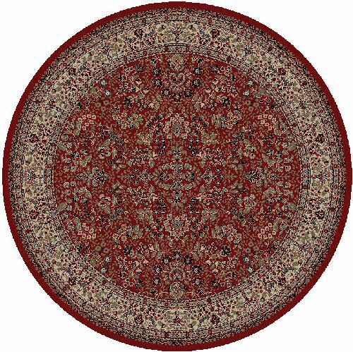 Red (2090)  Traditional / Oriental Area Rug