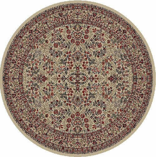 Ivory (2092)  Traditional / Oriental Area Rug