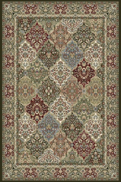 Ivory (3233) Traditional / Oriental Area Rug