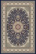 Product Image of Traditional / Oriental Blue, Ivory (3434) Area Rug