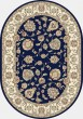 Product Image of Blue, Ivory (3464) Traditional / Oriental Area Rug