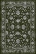 Product Image of Traditional / Oriental Charcoal, Silver (3636) Area Rug