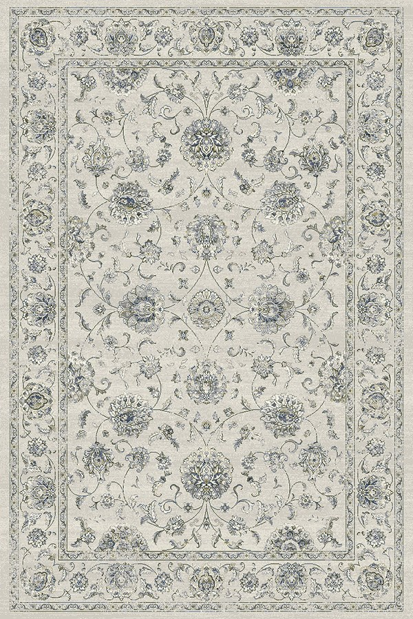 Cream (6666) Traditional / Oriental Area Rug