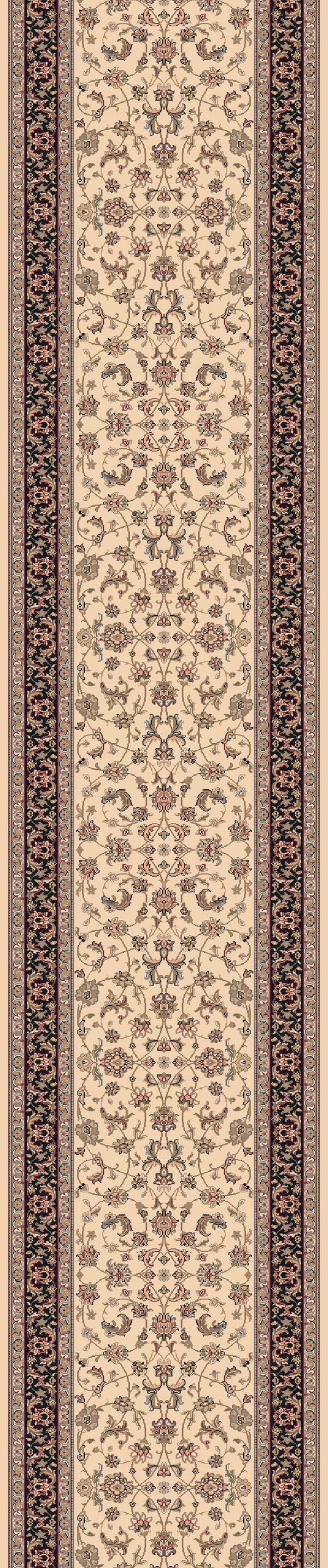 Ivory (191) Traditional / Oriental Area Rug