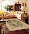 Product Image of Green (420) Traditional / Oriental Area Rug