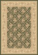 Product Image of Traditional / Oriental Green (440) Area Rug