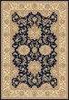 Product Image of Traditional / Oriental Navy (530) Area Rug