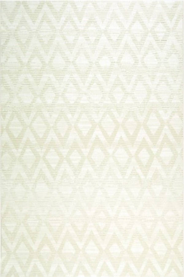 Cream (100) Textured Solid Area Rug