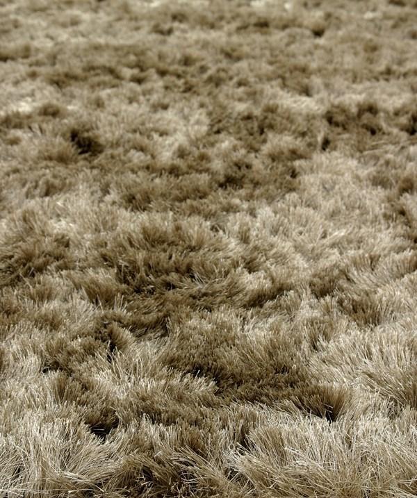 Taupe (600) Shag Area Rug