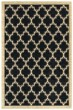 Product Image of Contemporary / Modern Black (090) Area Rug