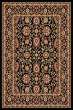Product Image of Traditional / Oriental Black, Black (090) Area Rug