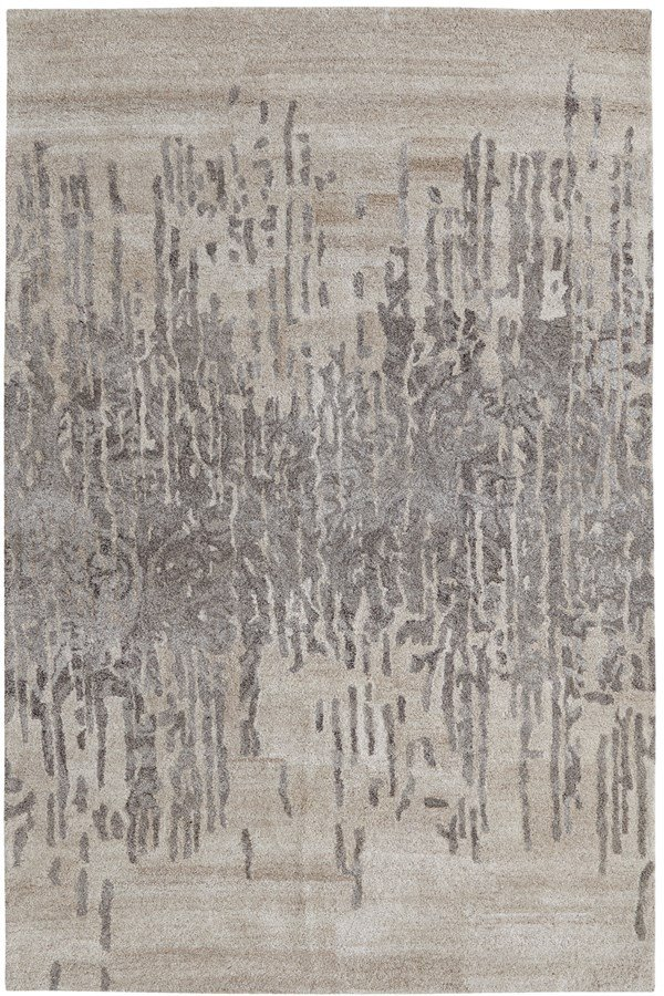 Grey (717) Transitional Area Rug