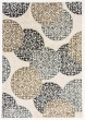 Product Image of Ivory, Slate (118) Mandala Area Rug