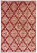 Product Image of Traditional / Oriental Terracotta, Ivory (619) Area Rug