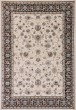 Product Image of Traditional / Oriental Ivory, Black (414) Area Rug