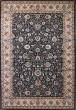 Product Image of Traditional / Oriental Anthracite, Ivory (558) Area Rug