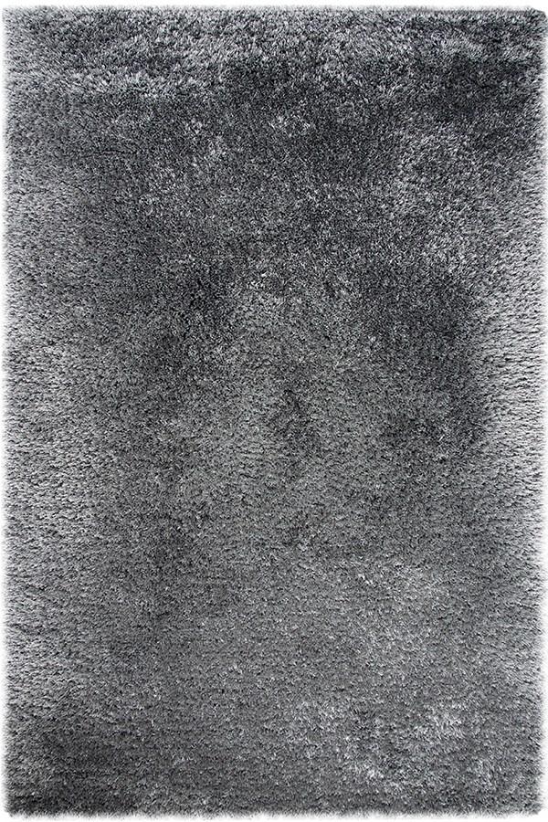 Dark Silver (909) Solid Area Rug