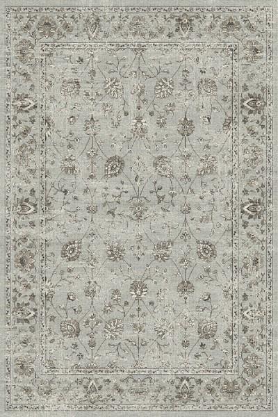 Grey, Grey (5959) Traditional / Oriental Area Rug