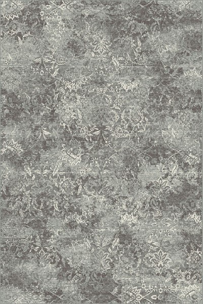 Blue, Grey (5969) Vintage / Overdyed Area Rug
