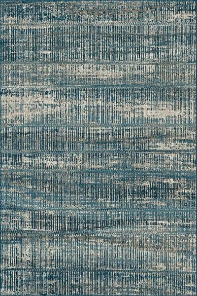 Blue, Beige (2989) Contemporary / Modern Area Rug