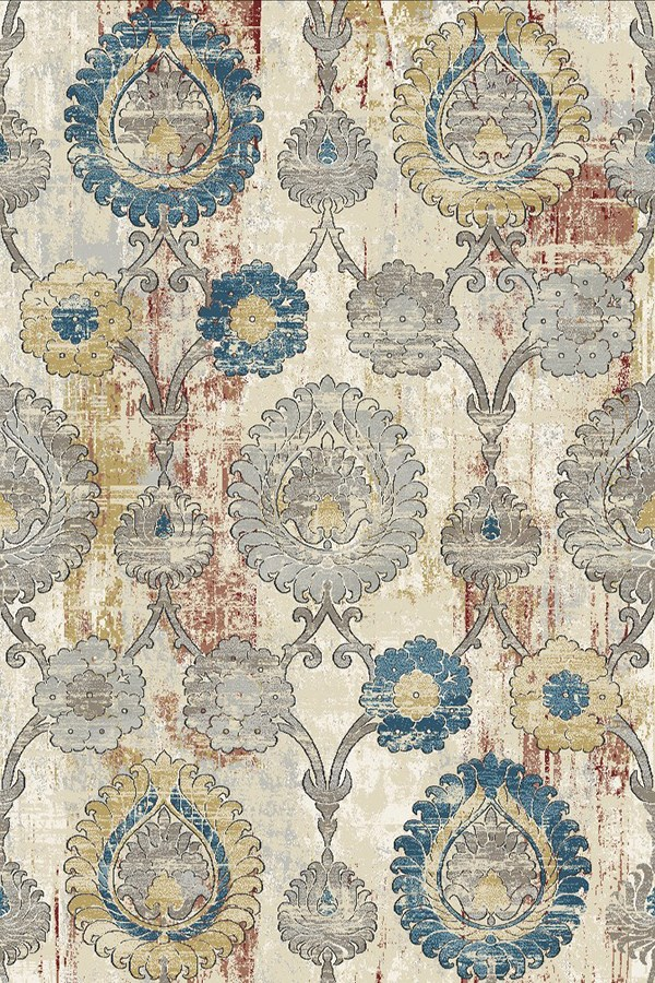 Ivory (109) Transitional Area Rug