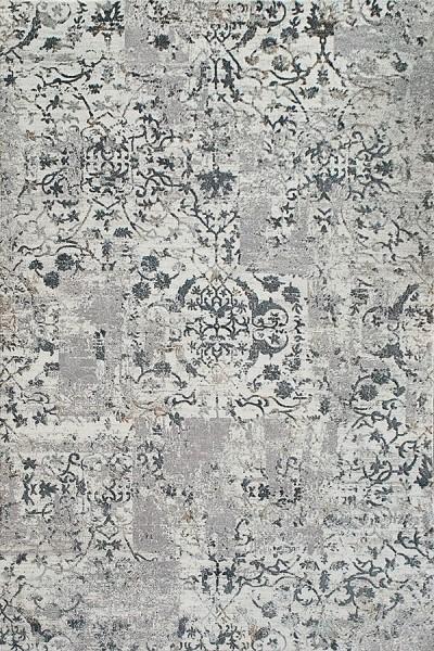Light Grey (190) Vintage / Overdyed Area Rug