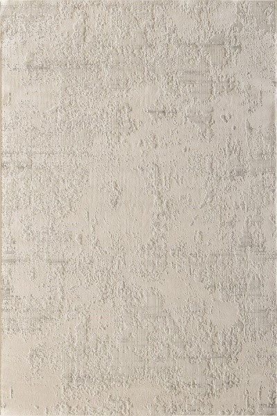 Ivory, Beige (110) Abstract Area Rug