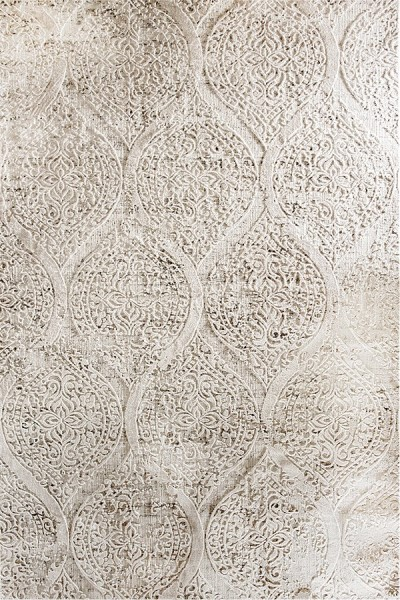 Ivory (100) Moroccan Area Rug