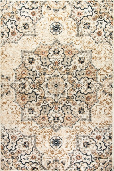 Beige (100) Contemporary / Modern Area Rug